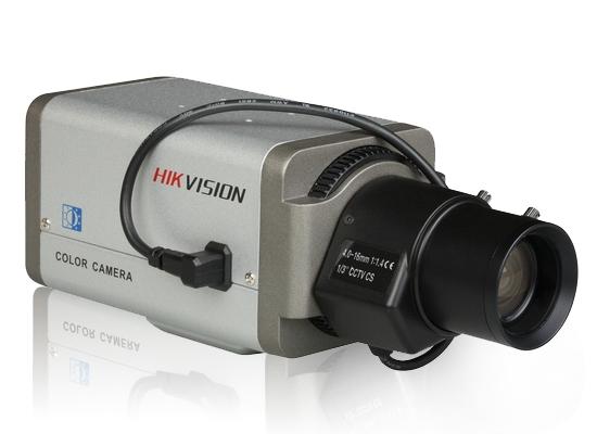 Камера в стандартном корпусе